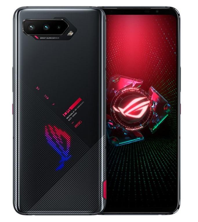 Asus Rog Phone 5 5G mobile phone