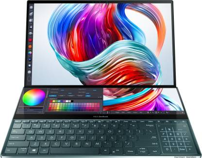 Asus ZenBook Pro Duo 15 laptop